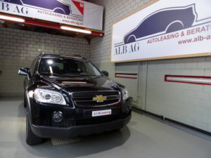 Chevrolet Captiva Leasing