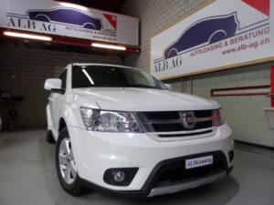 Fiat Freemont Leasing