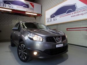Nissan Qashqai Leasing