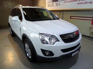 Opel Antara Leasing