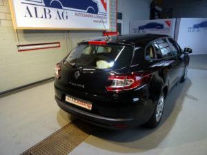 Renault Megane Leasing