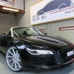 Audi R8 Spyder Leasing