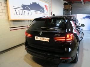 BMW X5 Leasing