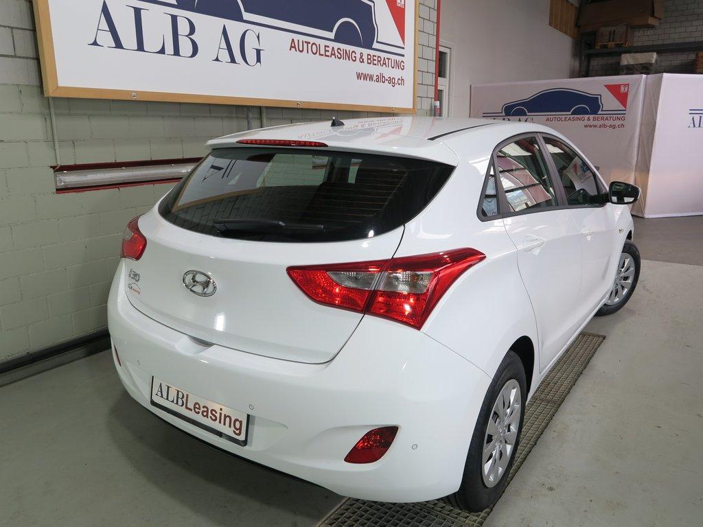 Niewiarygodnie Hyundai i30 Leasing Sonderangebot ALB Leasing SK94