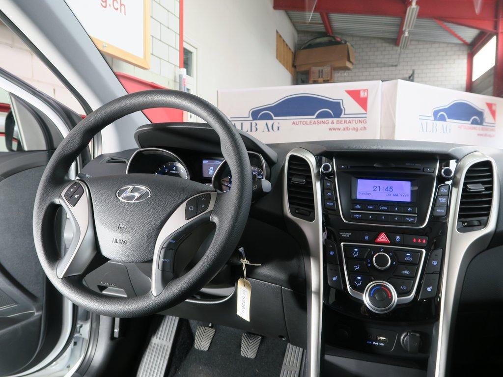 Genialny Hyundai i30 Leasing Sonderangebot ALB Leasing NM17