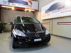 Mercedes A180 Leasing
