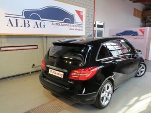 Mercedes B Leasing