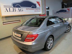 Mercedes C200 Leasing
