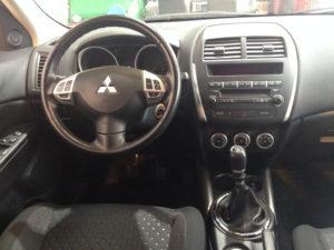Mitsubishi ASX Leasing
