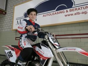Motocross Nicola Schwitter