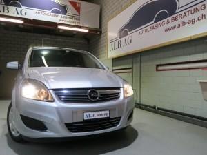 Opel Zafira Leasing
