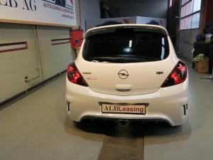 Opel Corsa OPC Leasing