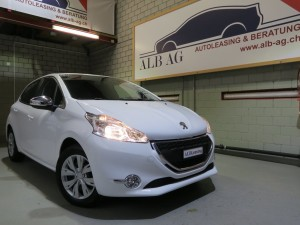 Peugeot 208 Leasing