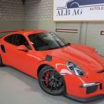 Porsche GT3 RS Leasing