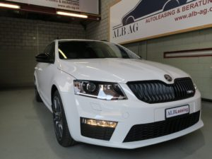 Skoda Octavia RS Leasing