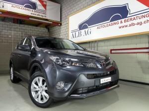 Toyota RAV-4 Leasing