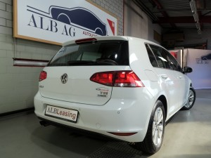 VW Golf TSI BMT Leasing