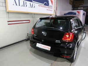 VW Polo BMT Leasing