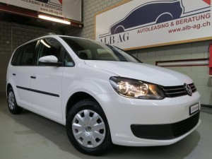 VW Touran Leasing